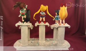SD Sailor Scouts 2 by LeonasWorkshop