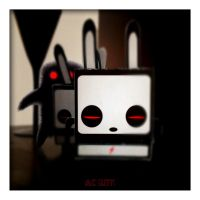 THE BAD PAPER TOYS 1 by LEQUARK