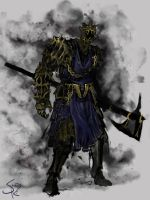 Schismatic Executioner by Halycon450