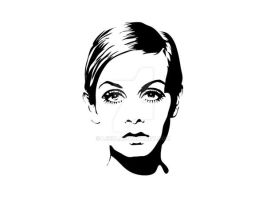Twiggy by lee1a