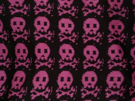 Skull Knit by razorgala