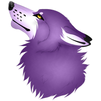 [Prize]  Purple Passion by Wolf-SiSi