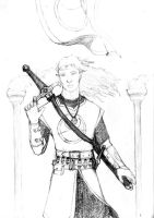 Elven Cleric by PictureThisDeviant