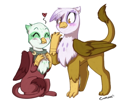 A Special Gift for a Feathered Friend by Chipflake