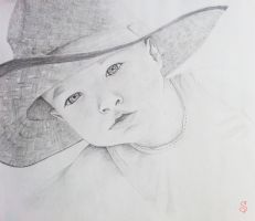 my hat by Sarah-Maxine