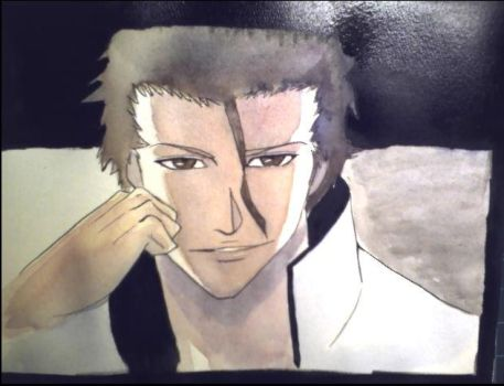 Aizen Watercolor by Sikaida
