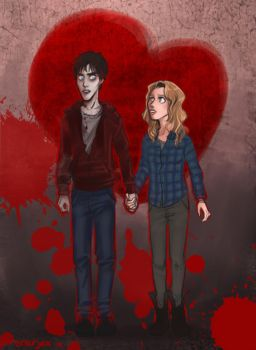 Warm Bodies by applejaxshii