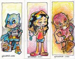 The Child Labored Justice League in PH 1 by giosdesk
