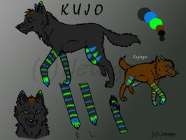 Updated Kujo Reference by Jetago