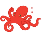 Red Monday - Octopus by Angelkitty17
