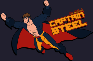 Len Wolfman's Captain Steel (Real Ghostbusters) by GhostbustersNews