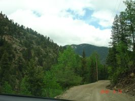 Rocky Mountains by gabalillyput42