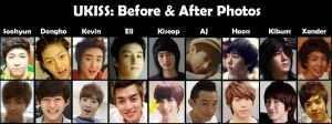 UKISS: Before and After by YaoiMistress