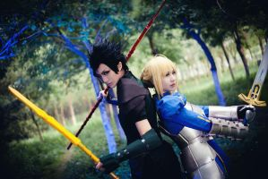 fate zero - six by Phoenixiaoio