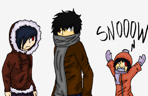 Snow Time by Huytemen
