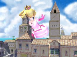 Super huge Peach snapshot 3 by ZatchHunter