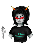 Terezi doodle by xVxsimple-angelxVx