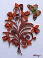 Quilling by pinterzsu