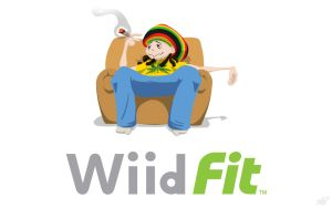 Wiid Fit by CCpotteranimator