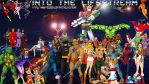 80s CharacterParty II Final by Gyaldhart