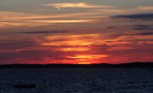 North Truro Sunset by TheMightyQuinn
