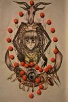Fran Bow (Red pills version) by BlackMachinima