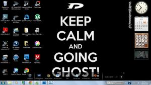 Keep Calm and Going Ghost! by ValElfenMoon