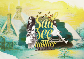 141123 Sad see mother by Minta2k1