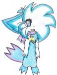Daisy The Oshawott New Look(Colored) by Soniclover2010