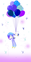 Falling Append - Kaito by Lucarity
