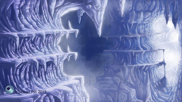 TRIWAY - Icy Cavern by pictsy