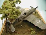 Fw-190 1:72 scale by cbomb13