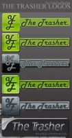 The Trasher Logos by DJGonzalo