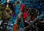 hellboy by FDupain