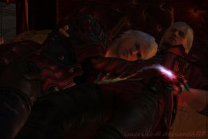 DxN - Sweet Dreams by IsaCrisis