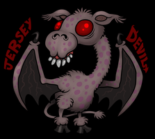 Jersey Devil by scythemantis