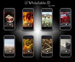 LS WhiteTable SD by lalibi