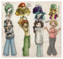 Adorkable Roleplay Group by Neriah