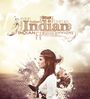 RavenandIndianStyle by Jeanne26