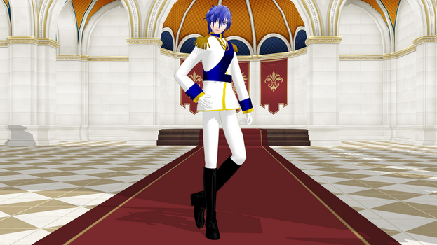 hzeo Kaito Cendrillon prince DL by KariChococat
