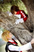 Pandora Hearts - Please Come Down Alice by SuperWeaselPrincess