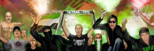 Ultras banner by theartofrichie