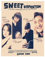 Sweet disposition poster1 by drrecords