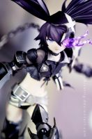 Insane Black Rock Shooter by nikicorny