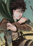 Levi by Inui-Purrl
