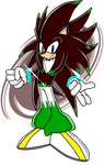 Nitro the Hedgehog .:SA style:. by Omegarix93