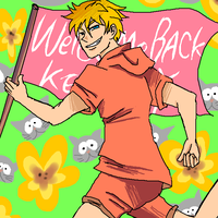 Welcome back Kenny by Bloodmilkk