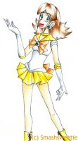 Sailor Daisy by smashsweetie