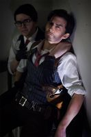 The Evil Within Cosplay : Resting by LadyofRohan87