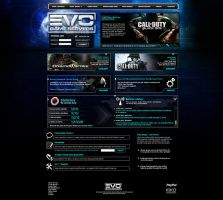 EVOLUTION Game Servers by obsid1an